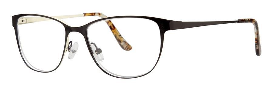 Timex RESPITE Black Cream Eyeglasses Size51-16-135.00
