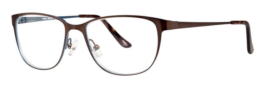 Timex RESPITE Brown Sky Eyeglasses Size51-16-135.00