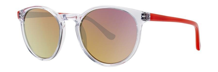 kensie RETRO SUN Clear Sunglasses Size51-19-135.00