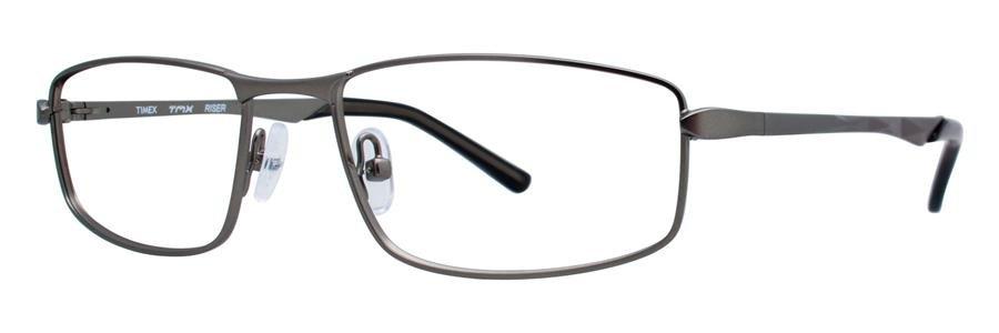 Timex RISER Gunmetal Eyeglasses Size53-16-135.00