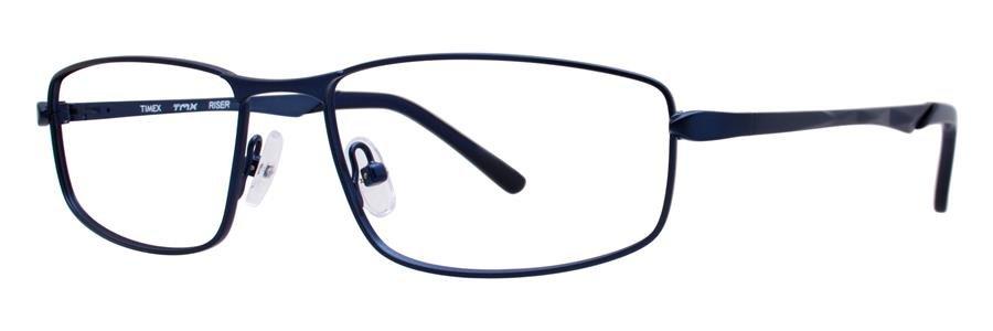 Timex RISER Navy Eyeglasses Size53-16-135.00