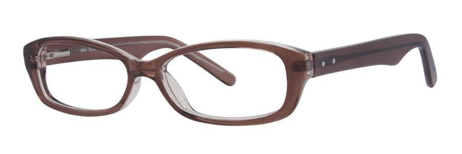 Gallery ROMY Brown Eyeglasses Size52-16-140.00