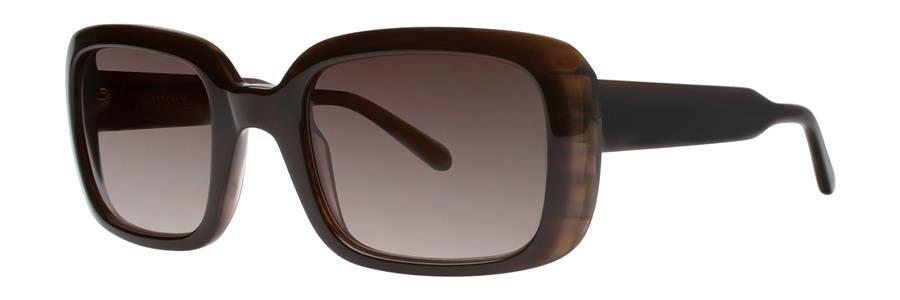Vera Wang ROSALIE Brown Sunglasses Size51-22-135.00