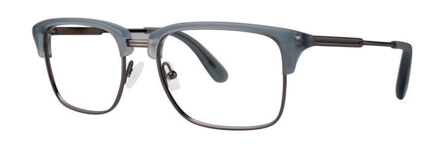 Zac Posen SACHA Matte Blue Eyeglasses Size53-18-140.00