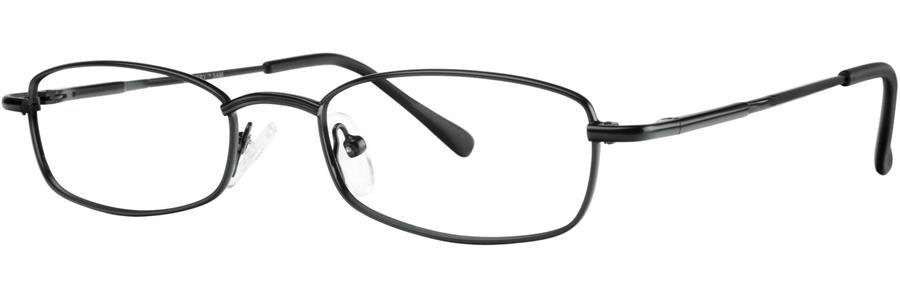 Gallery SAM Black Eyeglasses Size51-19-140.00