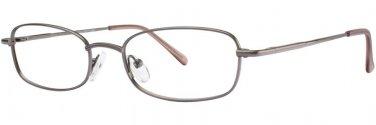 Gallery SAM Gunmetal Eyeglasses Size49-19-135.00