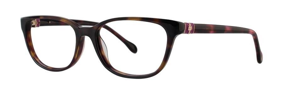 Lilly Pulitzer SANIBEL Tortoise Eyeglasses Size53-16-135.00