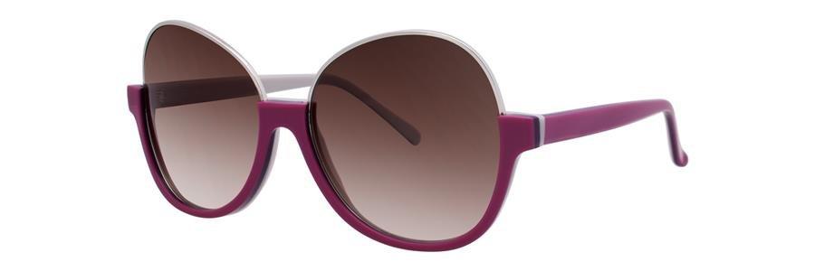 Vera Wang SAPPHO Purple Sunglasses Size56-15-135.00