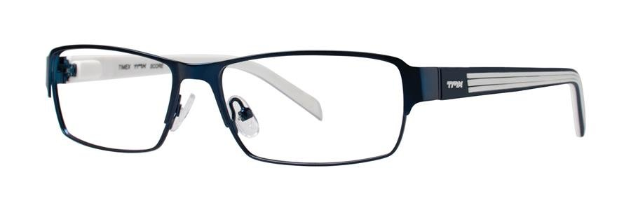 Timex SCORE Navy Eyeglasses Size52-15-140.00