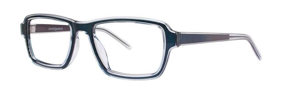 Jhane Barnes SET Navy Eyeglasses Size53-19-140.00