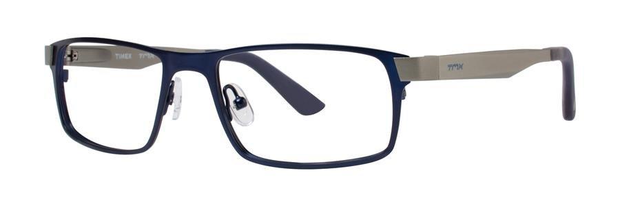 Timex SLICK Navy Eyeglasses Size53-17-135.00