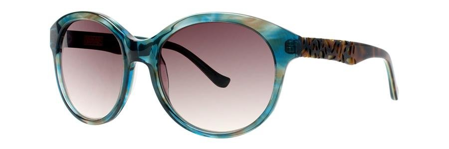kensie SOMETHING PRETTY Tortoise Sunglasses Size55-18-135.00