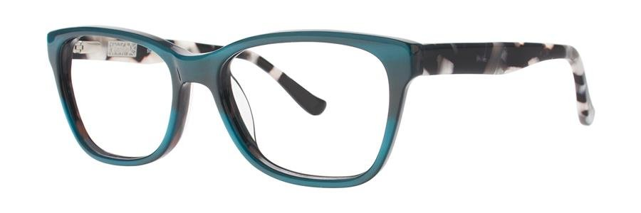 kensie STATEMENT Emerald Eyeglasses Size53-16-135.00