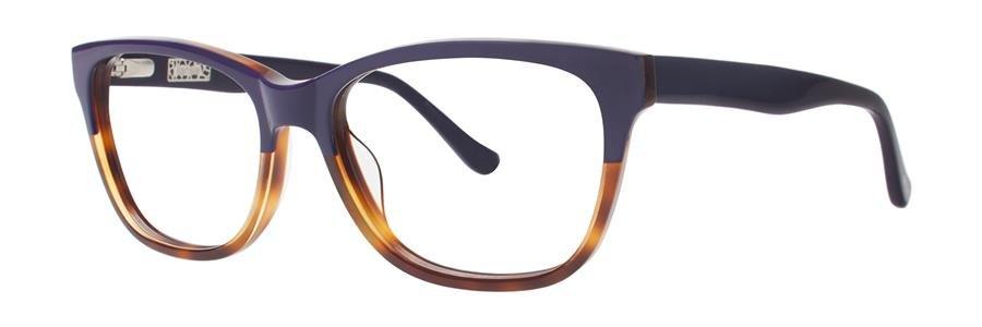 kensie STATEMENT Navy Tortoise Eyeglasses Size53-16-135.00