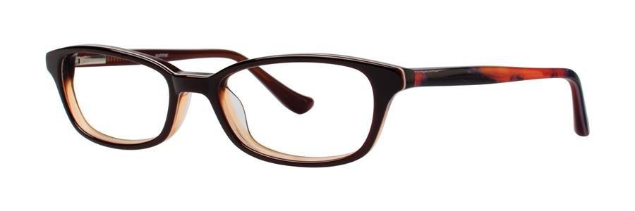 kensie SUMMER Brown Eyeglasses Size50-17-135.00