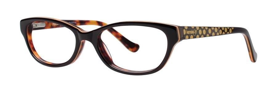 kensie SUNSHINE Brown Eyeglasses Size45-14-120.00