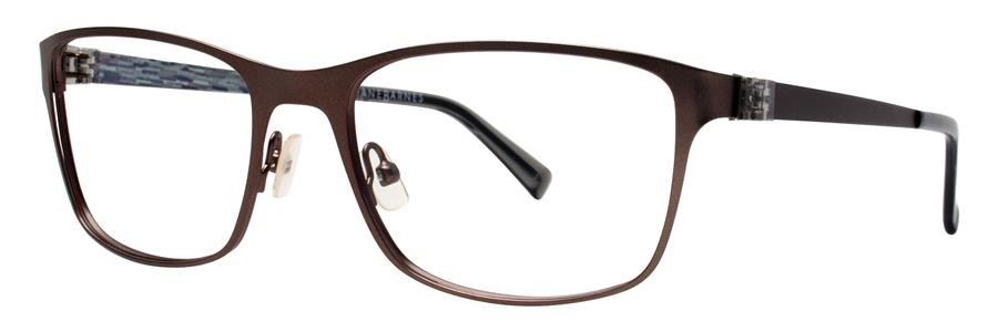 Jhane Barnes SYSTEM Brown Eyeglasses Size54-18-135.00