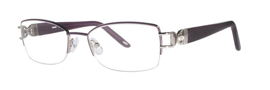 Timex T184 Lavender Eyeglasses Size53-18-136.00