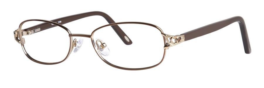 Timex T186 Brown Eyeglasses Size50-17-130.00
