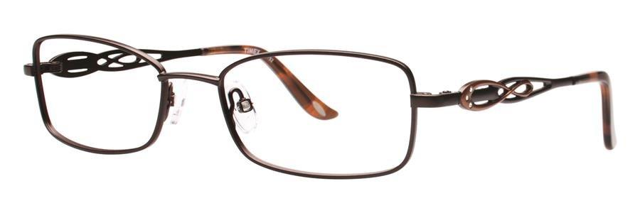 Timex T192 Brown Eyeglasses Size49-17-130.00