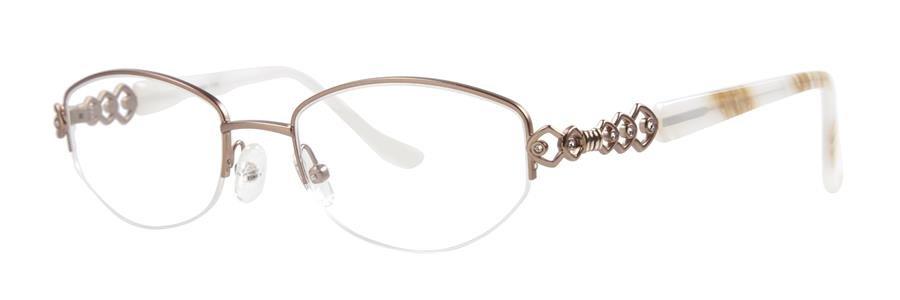 Timex T193 Satin Brown Eyeglasses Size50-18-135.00