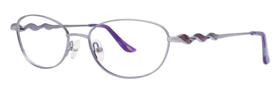 Timex T194 Lavender Eyeglasses Size53-16-135.00