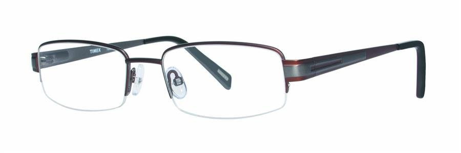 Timex T268 Brown Eyeglasses Size53-18-140.00