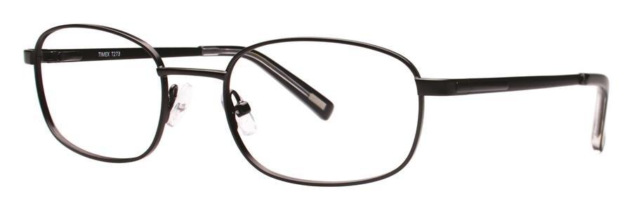 Timex T273 Black Eyeglasses Size53-19-140.00