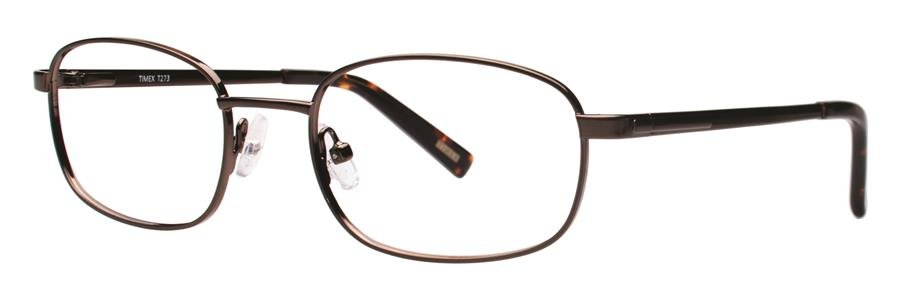 Timex T273 Brown Eyeglasses Size53-19-140.00
