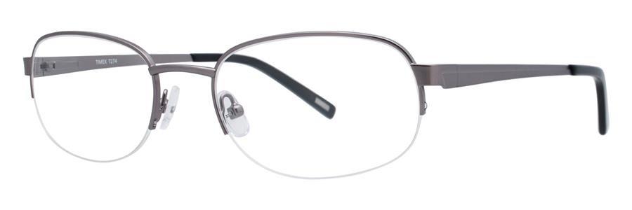 Timex T274 Gunmetal Eyeglasses Size52-19-140.00