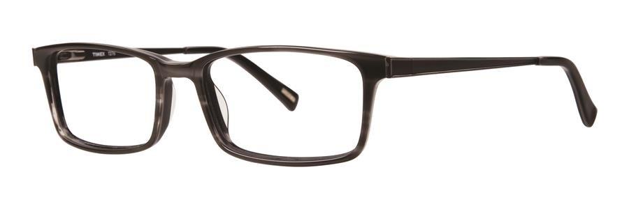 Timex T276 Demi Grey Eyeglasses Size52-16-135.00