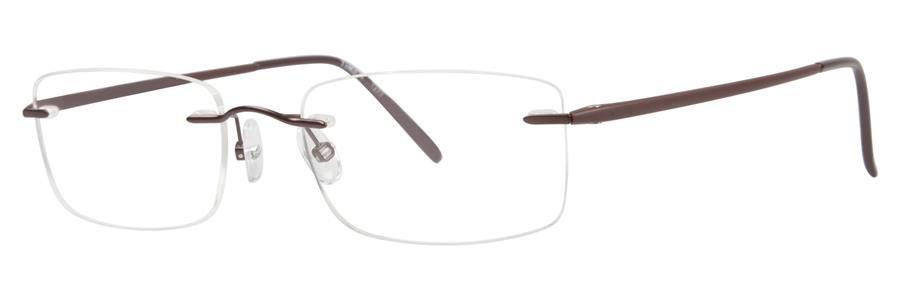 Timex T277 Brown Eyeglasses Size52-19-140.00