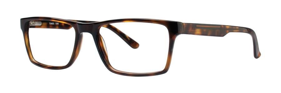 Timex T282 Tortoise Eyeglasses Size52-17-140.00