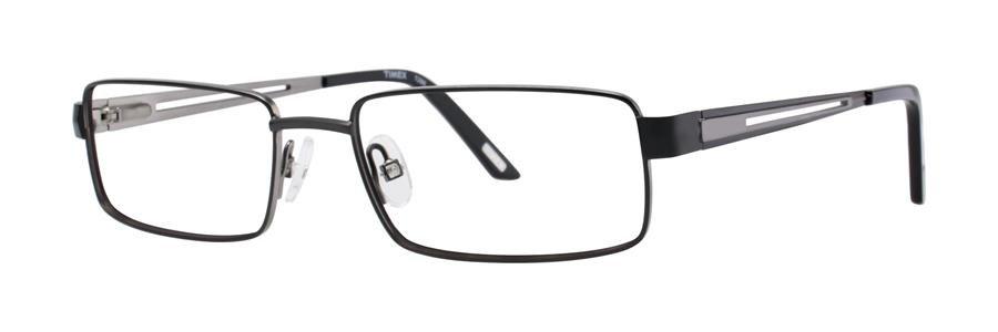 Timex T286 Black Eyeglasses Size53-17-140.00