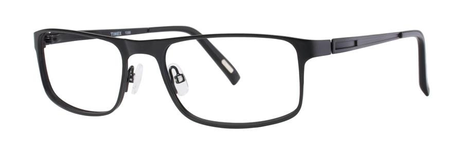 Timex T288 Black Eyeglasses Size56-18-145.00