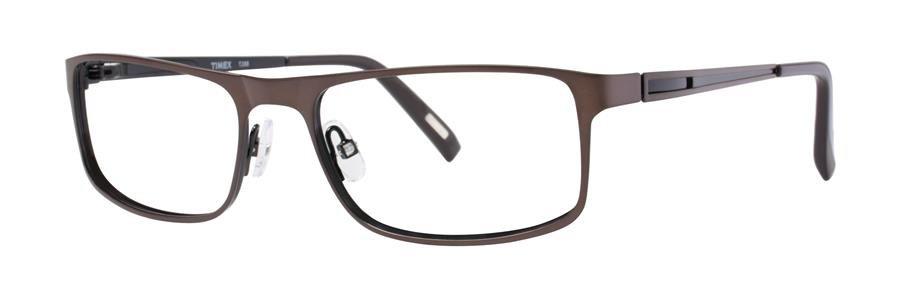 Timex T288 Brown Eyeglasses Size54-18-145.00