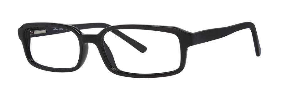 Gallery TAYE Black Eyeglasses Size52-17-136.00