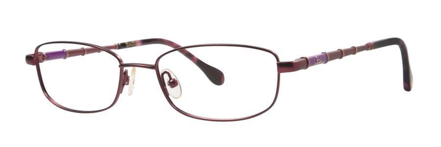 Lilly Pulitzer TEEKI Plum Eyeglasses Size49-17-135.00