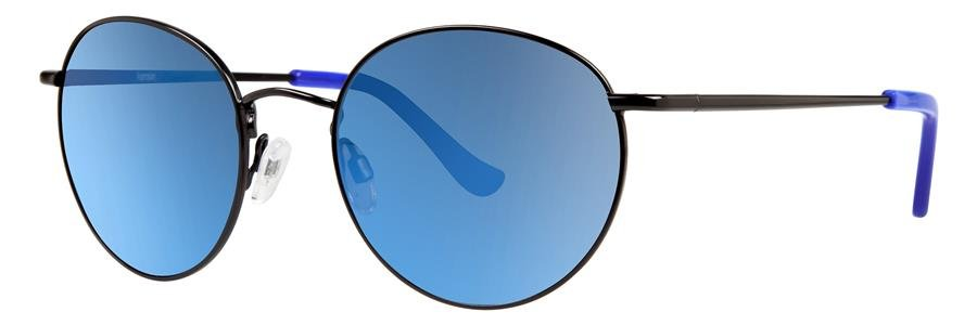 kensie TELL ME Black Sunglasses Size51-20-135.00