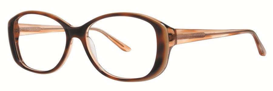 Vera Wang TESS Honey Tortoise Eyeglasses Size53-15-140.00