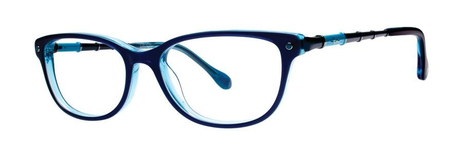Lilly Pulitzer THANDIE Navy Eyeglasses Size50-16-135.00