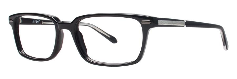 Original Penguin Eye THE BAKER Black Eyeglasses Size53-18-140.00