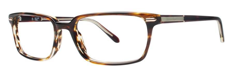 Original Penguin Eye THE BAKER Tortoise Eyeglasses Size53-18-140.00