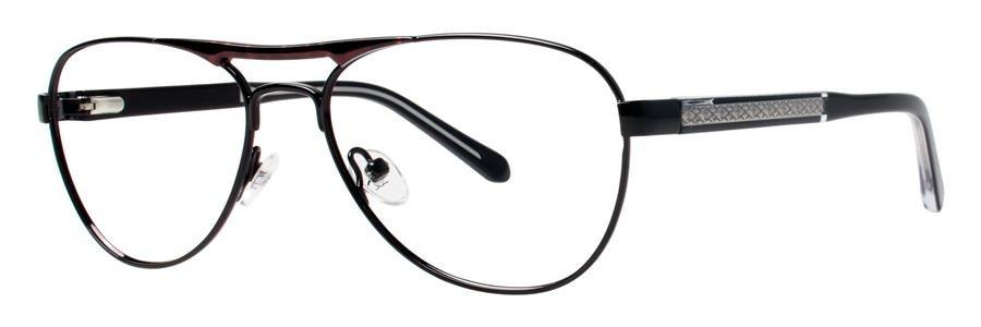 Original Penguin Eye THE CAMERON Black Eyeglasses Size54-16-140.00
