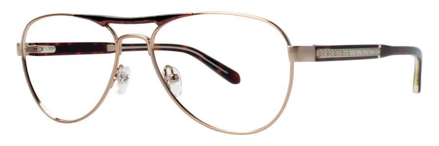 Original Penguin Eye THE CAMERON Gold Eyeglasses Size54-16-140.00