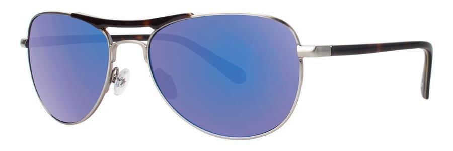 Original Penguin Eye THE CAMERON SUN Silver Sunglasses Size58-18-140.00