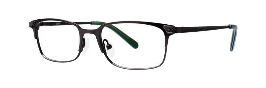 Original Penguin Eye THE CHESTER JR Gunmetal Eyeglasses Size47-16-130.00