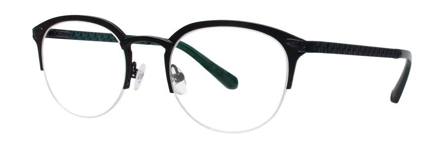 Original Penguin Eye THE CLEVE Black Eyeglasses Size48-20-145.00