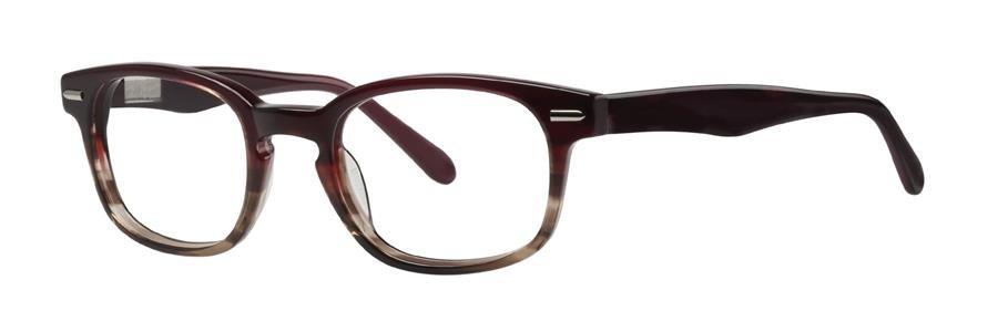 Original Penguin Eye THE DOYLE Burgundy Eyeglasses Size49-21-145.00