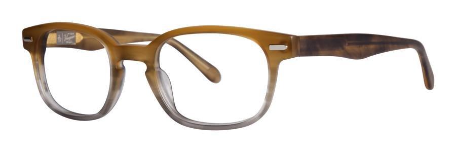 Original Penguin Eye THE DOYLE Khaki Matte Eyeglasses Size49-21-145.00